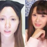 河西美希の整形疑惑と姉が元AKBの河西智美だという風潮www